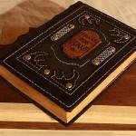 Smolensk based artist Asiya Mahdi creates one-of-a-kind Steampunk Notebooks