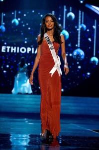 Helen Getachew, Ethiopia