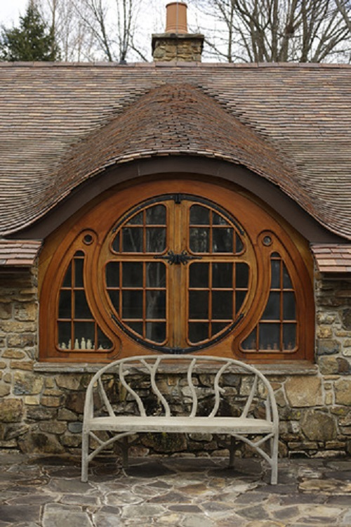 House of hobbits in Pennsylvania