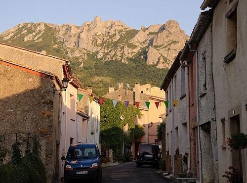 French village of Bugarach