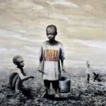 I Hate Mondays. Banksy's Environmental Message