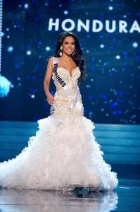 Jennifer Andrade, Honduras