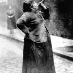 British Knocker-uppers 100 years ago