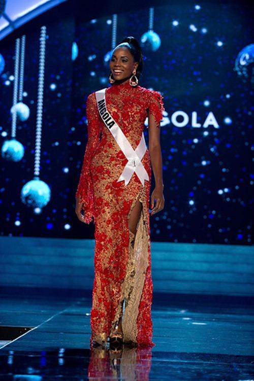 Marcelina Vahekeni, Angola