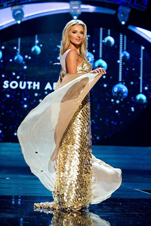 Melinda Bam, South Africa