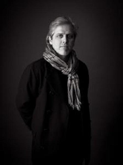 Russian artist Alexei Shalaev