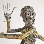 Curious sculptures by Gabriel Dishaw