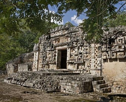 Sitio Maya Hochob
