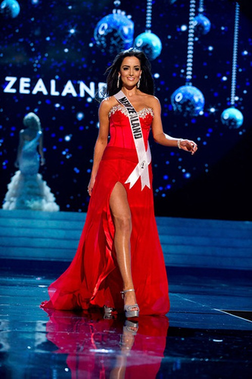 Talia Bennett, Zealand
