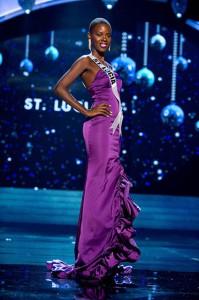 Tara Edward, Saint Lucia