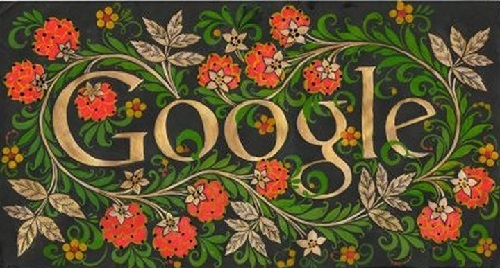 Doodle 4 Google from Russian children