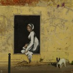 Zilda's street art