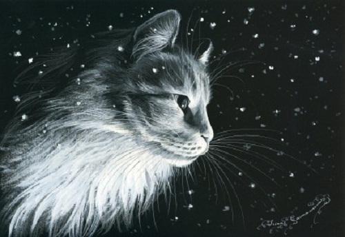 cats Irina Garmashova