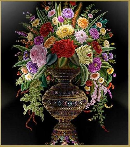 bouquet, by Sheikh Shams Uddin