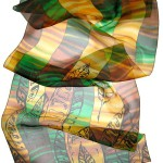 scarf leaves