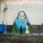 street art in Torino, Italy