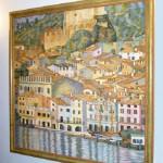 tapestry 'Klimt'