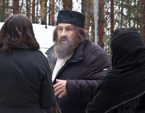 Gerard Depardieu in Russia