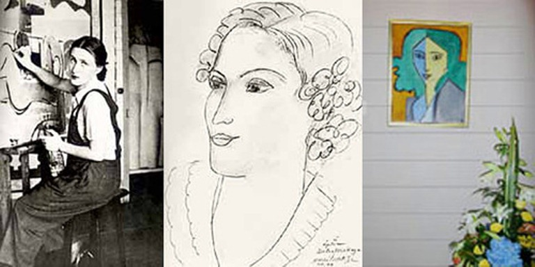 Lydia Delectorskaya Russian Muse of Matisse