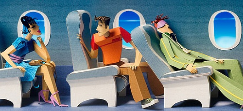 Lyapunov Erlikh paper Airplane