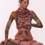 Christy Turlington is keen on yoga and practices a style known as Jivamukti Yoga