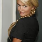 Beautiful Russian celebrity Victoria Lopyreva