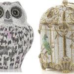 Stunning jewellery art Judith Leiber handbags