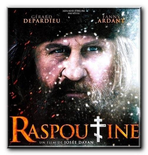 Depardieu, acting in the role of Rasputin