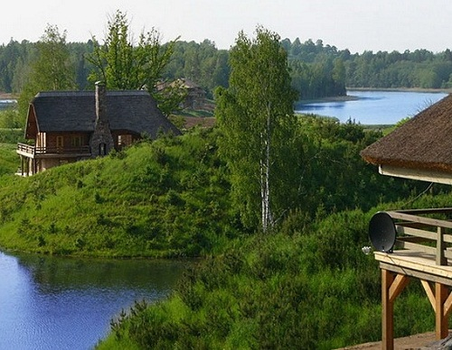 Project of paradise on Earth by Latvian millionaire CIRIS