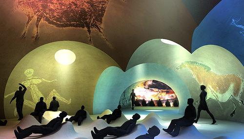 Lascaux Cave arch