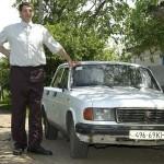 Leonid Stadnik-world biggest man