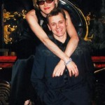 Michael and Sharon Stone
