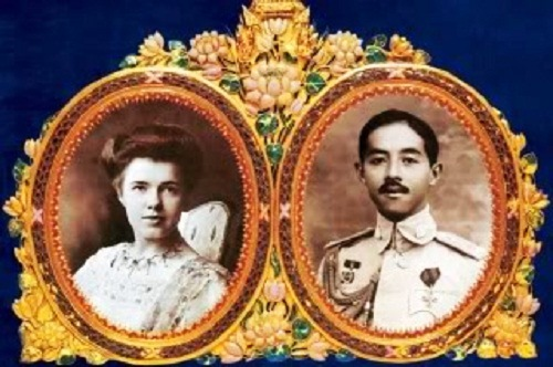 Ekaterina Desnitskaya and Chakrabongse Bhuvanadh