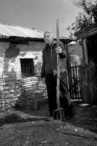 In the village of Bleran, which borders Montenegro, was killed Kapaklia Gerg