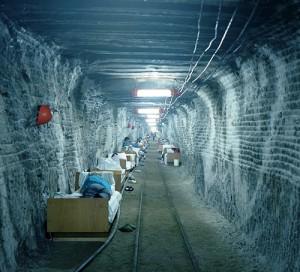 Speleotherapy in Solotvyno Salt Mine in Ukraine