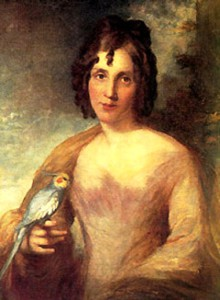 Elizabeth Gould (July 18, 1804 – August 15, 1841, England), English painter and Illustrator