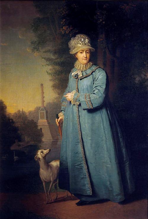 Portrait of Catherine