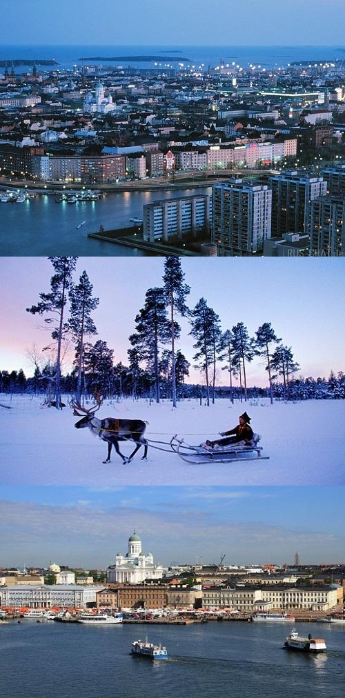 3. Finland