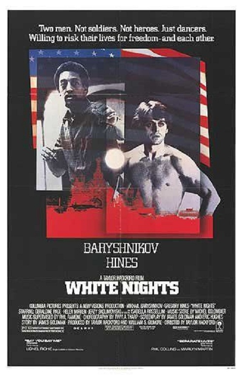 White nights, 1985