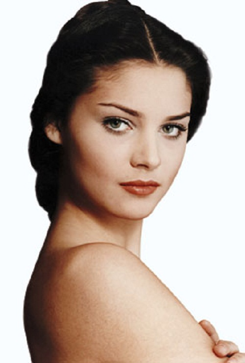 Alexandra Petrova, beautiful Russian model