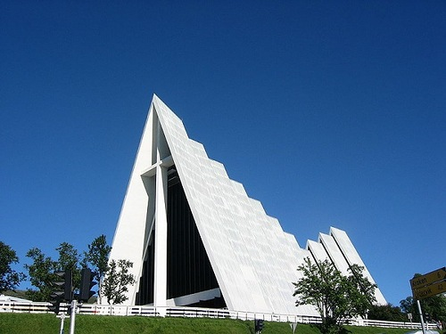Arctic Cathedral. World most interesting churches