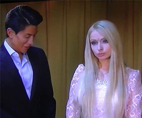 American Ken is not interested in Russian Barbie