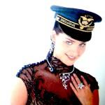 Beautiful model Aleksandra Petrova