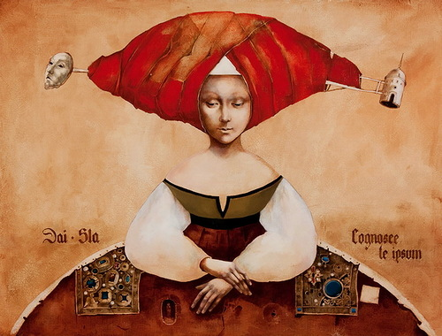 surrealism by Daiva Staskeviciene