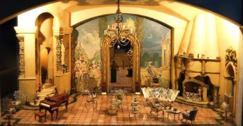 Cinderella's Drawing Room