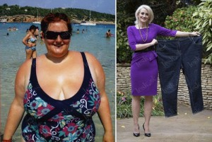 Most impressive weight loss 2012