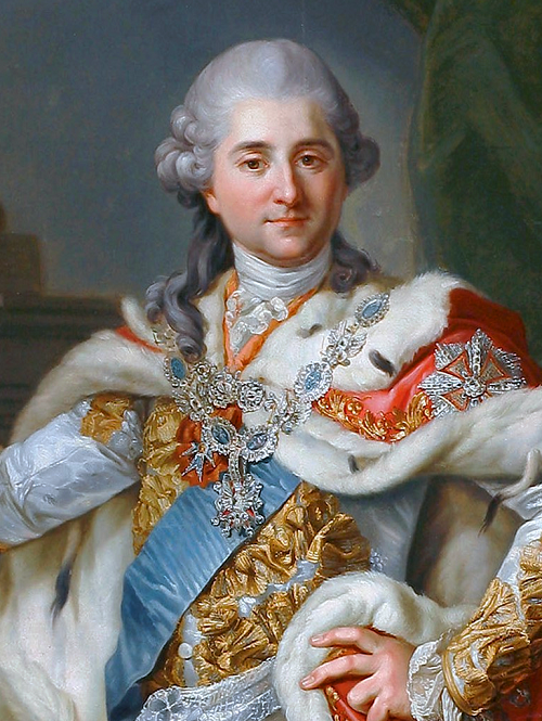 Count Stanislaw August Poniatowski had romantic relations with twenty-six-year-old future Empress Catherine the Great. Later he became the king of Poland with her generous help