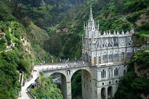 World most interesting churches