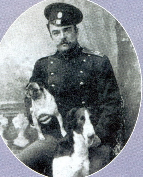 Ivan Stepanovich Desnitsky, father of Ekaterina Desnitskaya