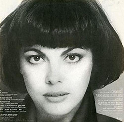 Incomparable Mireille Mathieu